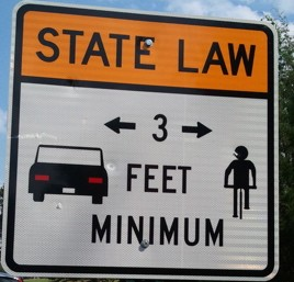 3-foot sign in Oktibbeha County